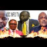 [VIDEO] PROCES 100 JOURS: KAMERHE DE NOUVEAUX GRIEFS, MUKUNA UN FAUX PAS, AFF.DIRCAB A.I, STEVE KIVWATA APANZI POKE
