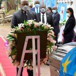RDC : Felix Tshisekedi a rendu un dernier hommage à Pierre Lumbi