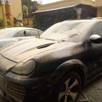 Manifestations contre la loi Minaku : Les résidences de Emmanuel Shadary et Jean Marie Kassamba ainsi qu'un hotel qui appartiendrait á André Kimbuta saccagés