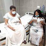 """Tshala Muana :  """"je suis bien vivante et mon état s'améliore…"""""""