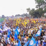 RDC : Selon le PPRD environ 5 millions de personnes ont marché aujourd'hui à Kinshasa