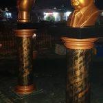 RDC : Un jeune entrepreneur immortalise Etienne Tshisekedi en érigeant un monument à Limete