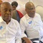 RDC : Les opposants Martin Fayulu et Adolphe Muzito de retour au pays après plusieurs mois d'absence