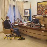Conflit foncier à Kingabwa : Le ministre des affaires foncières tranche en faveur du député Gecoco Mulumba