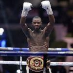 Grande Bretagne: Le Jeune Boxeur Congolais Chris Kongo remporte le titre mondial WBO des poids mi-moyens