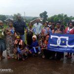Nord Kivu – DCU : Christian Nzemba et Bethy Pitilo ont procédé à l'installation de la fédération Rutshuru du parti