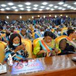 Prestation de serment des juges de la Cour Constitutionnelle : Mise en place terminée au Palais du Peuple