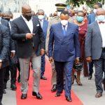 RDC : Felix Tshisekedi est arrivé à Brazzaville pour la célébration du Manifeste de Brazzaville
