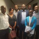RDC : Le Collectif des Editeurs de Programme TNT réitère son appel au ministre Jolino Makelele à extendre d'un mois le moratoire pour l'acquittement de leur taxe