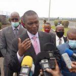 RDC : Je n'ai pas installé Minembwe comme commune, c'est le ministre provinciale de l'interieur (Azaeias Ruberwa)
