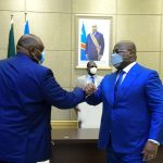 Consultations nationales : Je suis favorable à tout dialogue entre congolais (JP Bemba après son entretien avec Tshisekedi)