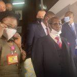 Union Sacrée : Albert Yuma a participé aux consultations nationales en tant que président de la FEC
