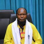 Union Sacrée – Ne Mwanda Nsemi après sa rencontre avec Felix Tshisekedi : Certains pensent avoir la majorité mais une majorité fabriquée et ils veulent bloquer le pays