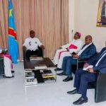 RDC : Après Felix Tshisekedi et Joseph Kabila, les évêques de la Cenco se sont entretenus avec Martin Fayulu
