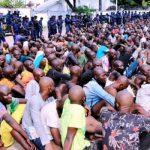 RDC : Plus de 900 Kuluna arrêtés à Kinshasa seront transférés à Kanyama Kasese pour travailler dans les champs