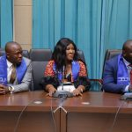 Union Sacrée : Membre de la délégation de la DCU aux consultations nationales, Bethy Pitilo a plaidé auprès de Felix Tshisekedi en faveur de l'amélioration du quotidien des jeunes de Mont Amba