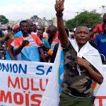 """Moise Katumbi aux Kinois : """"S'il n'y a pas eu de 3ème faux penalty, c'est grâce à vous"""""""