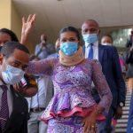 Assemblée nationale : Jeanine Mabunda a demandé au Conseil des sages d'enquêter sur les allégations de corruption des députés pour signer la pétition visant à faire tomber le bureau
