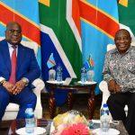 RDC : Felix Tshisekedi est en viste de travail en Afrique du sud