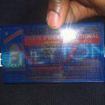 Projet d'une nouvelle carte d'identité en RDC : Un jeune entrepreneur congolais propose la CDT, une carte indentifiant transparente, imperméable et infalsifiable