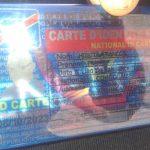 Nouvelle carte d'identité en RDC : Un innovateur congolais propose la CDT, une carte identifiant infalsifiable et transparente qui tourne la page du modèle recto verso