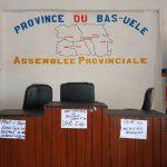 Bas-Uele : Le gouverneur déstitué par l'Assemblée provinciale pendant qu'il prend part à la conférence des gouverneurs de province à Kinshasa