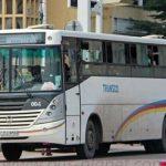 Kinshasa : 50 bus mis en circulation pour résoudre les problèmes de transport en cette période de couvre-feu