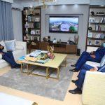 Union Sacrée : Pour la deuxième fois en deux semaines, Moise Katumbi et Jean Pierre Bemba ont échangé avec Felix Tshisekedi