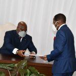 Union sacrée : La nouvelle majorité Parlementaire est forte de 391 députés (Bahati Lukwebo)