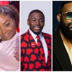 RDC : Fally Ipupa, Ecclesiate Lemba et Deborah Mutund, les trois congolais vainqueurs lors de l'African Talent Awards 2020.