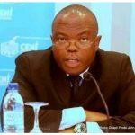 RDC : Ngoyi Mulunda condamné à 3 ans de prison ferme pour incitation à la haine tribale et atteinte à la sûreté intérieur de l'Etat (Georges Kapiamba)