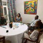 RDC : L'armée au coeur des échanges entre Eddy Kapend et le ministre délégué à la défense