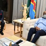 RDC : L'informateur Bahati Lukwebo et le président de l'Assemblée nationale Mboso Kodia reçus tour à tour par Félix Tshisekedi