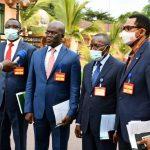 RDC : Félix Tshisekedi a échangé avec les quatres ministres FCC qui ont adhéré à l'Union sacrée
