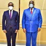 RDC : Félix Tshisekedi a reçu ce mardi un émissaire de Paul Kagame