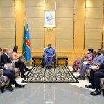 RDC : Les relations belgo-congolaises au beau fixe dans plusieurs domaines (déclaration)