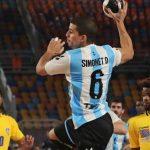 Coupe du Monde de Handball : Les léopards debutent la compétion par une défaite face à l'Argentine