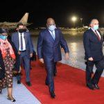 RDC : Felix Tshisekedi en visite officielle en Egypte