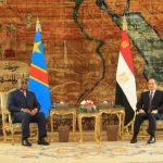 Egypte : Le Président Abdel Fattah Al-Sisi s'engage à oeuvrer pour le retour de la stabilité à l'Est de la RDC