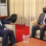 RDC : Sama Lukonde s'est entretenu avec Sylvestre Ilunga Ilukamba