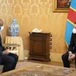 Meurtre de l'ambassadeur de l'Italie en RDC : Le Premier ministre Italien a reçu hier l'envoyé spécial de Felix Tshisekedi