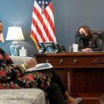 RDC : Felix Tshisekedi a échangé avec la vice-présidente des USA