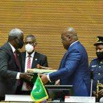 """Le député Patrick Munyomo à Félix Tshisekedi : """"Votre défi majeur est de faire taire les armes en Afrique en général et en RDC en pariculier"""