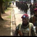 Haut Katanga : 1.800 militaires de la Garde présidentielle affectés à Lubumbashi ont défilé dans la ville hier