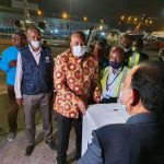 Coronavirus : La RDC a receptionné ses premières doses de vaccin anti-covid