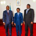 RDC : Corneille Nanga a échangé avec le Président de l'Assemblée nationale sur la nécessité d'engager des réformes avant la tenue des élections en 2023