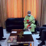RDC : Premier échange entre Lamuka et Bintou Keita
