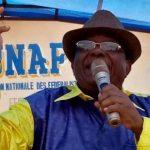Formation du gouvenement : Gabriel Kyungu blame les députés et sénateurs de l'Union sacrée pour le blocage