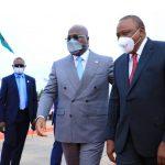 RDC : Le président du Kenya à Kinshasa pour une visite officielle de 48 heures