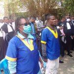 Procès Rossy Mukendi : Inculpée de meurtre et violation de consigne, la major Carine Lokeso déférée devant la cour militaire